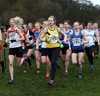 2017 Durham Cathedral Cross Country Relays