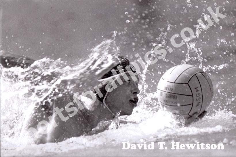 Waterpolo. David T. Hewitson/Sports for All Pics