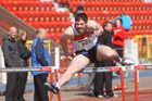 Andrew Sturrock (Gateshead)  Senior 110m hurdles, North East Champs, Gateshead