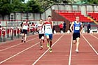 670 Christian Carson (Gateshead) and 677 Thomas Knight (Cardiff AC/Durham University), 2011 North East Champs, Gateshead