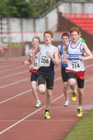 206 Thomas Goulding and 214 Liam Emmett (South Shields), 2011 North East Champs, Gateshead