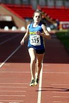 Lydia Turner (Birtley), North East Championships, Gateshead