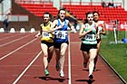 700 Sarah McDonald (Jarrow), 725 Ailsa McGregor (Morpeth) and 728 Rachel Lundgren (Gosforth), 2011 North East Champs, Gateshead