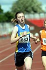 Sophie Forster (Birtley), 2011 North East Champs, Gateshead