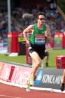 Chris Thompson (GB) 5000 metres at the IAAF Diamond League, Birmingham. Photo: David T. Hewitson/Sports for All Pics