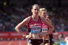 Laura Weightman (GB) finished 4th in the 1500 metres at the IAAF Diamond League, Birmingham.