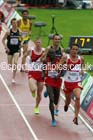 Tom Farrell (England) in the 5000 metres, 2014 Commonwealth Marathon, Glasgow. Photo: David T. Hewitson/Sports for All Pics