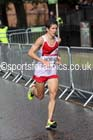 Ben Moreau (England) in the mens Commonwealth Games Marathon, Glasgow. Photo: David T. Hewitson/Sports for All Pics