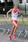 Louise Damen (England) Commonwealth Games Marathon, Glasgow. Photo: David T. Hewitson/Sports for All Pics