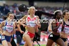 Hannah England (Engand) womens 1500 metres heats at the Commonwealth Games, Glasgow. Photo: David T. Hewitson/Sports for All Pics