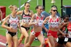 Laura Weightman (England) in the 1500 metres heats. Photo: David T. Hewitson/Sports for All Pics