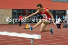 Inter boys 1500 metres steeplechase, 2015 English Schools, Gateshead. Photo: David T. Hewitson/Sports for All Pics