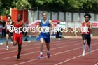 Inter boys 400 metres, 2015 English Schools, Gateshead. Photo: David T. Hewitson/Sports for All Pics