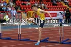 Inter boys 400 metres hurdles, 2015 English Schools, Gateshead. Photo: David T. Hewitson/Sports for All Pics