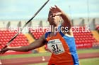 Inter boys javelin, 2015 English Schools Track and Field Champs., Gateshead Stadium. Photo: David T. Hewitson/Sports for All Pics