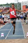 Inter boys long jump, 2015 English Schools Track and Field Champs., Gateshead Stadium. Photo: David T. Hewitson/Sports for All Pics