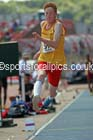 Inter boys triple jump, 2015 English Schools Track and Field Champs., Gateshead Stadium. Photo: David T. Hewitson/Sports for All Pics
