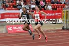 Inter girls 200 metres, 2015 English Schools, Gateshead. Photo: David T. Hewitson/Sports for All Pics