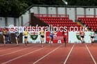 Inter girls 300 metres, 2015 English Schools, Gateshead. Photo: David T. Hewitson/Sports for All Pics