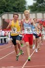 Junior boys 1500 metres, 2015 English Schools Track and Field Champs., Gateshead Stadium. Photo: David T. Hewitson/Sports for All Pics