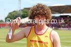 Junior boys discus, 2015 English Schools Track and Field Champs., Gateshead Stadium. Photo: David T. Hewitson/Sports for All Pics