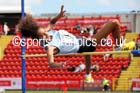Junior girls high jump, 2015 English Schools Track and Field Champs., Gateshead Stadium. Photo: David T. Hewitson/Sports for All Pics