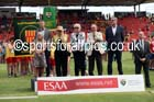Opening ceremony, 2015 English Schools Track and Field Champs., Gateshead Stadium. Photo: David T. Hewitson/Sports for All Pics