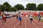 Senior boys 100 metres, 2015 English Schools, Gateshead. Photo: David T. Hewitson/Sports for All Pics