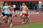 Senior boys 1500 metres, 2015 English Schools, Gateshead. Photo: David T. Hewitson/Sports for All Pics