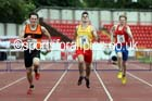 Senior boys 400 metres hurdles, 2015 English Schools, Gateshead. Photo: David T. Hewitson/Sports for All Pics