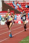 Senior girls 3000 metres, 2015 English Schools, Gateshead. Photo: David T. Hewitson/Sports for All Pics