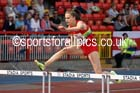 Senior girls 400 metres hurdles, 2015 English Schools, Gateshead. Photo: David T. Hewitson/Sports for All Pics