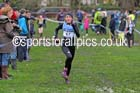 Girls under-13s, British Athletics Liverpool Cross Challenge, Sefton Park, Liverpool. Photo: David T. Hewitson/Sports for All Pics