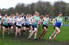 Mens under-17s, British Athletics Liverpool Cross Challenge, Sefton Park, Liverpool. Photo: David T. Hewitson/Sports for All Pics