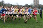 Mens under-20s, British Athletics Liverpool Cross Challenge, Sefton Park, Liverpool. Photo: David T. Hewitson/Sports for All Pics