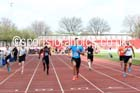 Mens 100 metres Gateshead Open Medal Meeting. Photo: David T. Hewitson/Sports for All Pics