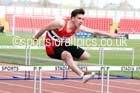 Mens hurdles, Gateshead Open Medal Meeting. Photo: David T. Hewitson/Sports for All Pics