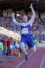 Greg Rutherford (GB) mens long jump, IAAF Diamond League, Birmingham. Photo: David T. Hewitson/Sports for All Pics