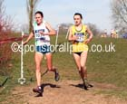 Louise Daman (Hampshire) 1030 and Lily Partridge lead the Senior Womens Inter Counties Championships,  Cofton Park, Birmingham. Photo: David T. Hewitson/Sports for All Pics