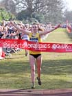 Lily Partridge (Surrey) wins the Senior Womens Inter Counties Championships,  Cofton Park, Birmingham. Photo: David T. Hewitson/Sports for All Pics