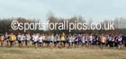 Inter Counties Schools Cross Country, Temple Park, South Shields. Photo: David T. Hewitson/Sports for All Pics