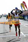Mo Farah wins the mens Morrisons Great North Run. Photo: David T. Hewitson/Sports for All Pics