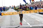 Mary Keitany wins the womens Morrisons Great North Run. Photo: David T. Hewitson/Sports for All Pics