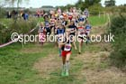 Girls under-13s, Start Fitness North Eastern Harrier League, Tanfield, County Durham. Photo: David T. Hewitson/Sports for All Pics