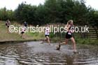 Girls under-15s, Start Fitness North Eastern Harrier League, Tanfield, County Durham. Photo: David T. Hewitson/Sports for All Pics