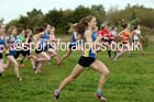 Womens under-17s and 20s, Start Fitness North Eastern Harrier League, Tanfield, County Durham. Photo: David T. Hewitson/Sports for All Pics