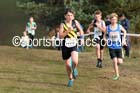 Boys under-13s, National Cross Country Relays, Berry Park, Mansfield. Photo: David T. Hewitson/Sports for All Pics