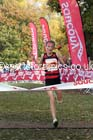 Girls under-13s, National Cross Country Relays, Berry Park, Mansfield. Photo: David T. Hewitson/Sports for All Pics