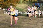 Girls under-15s, National Cross Country Relays, Berry Park, Mansfield. Photo: David T. Hewitson/Sports for All Pics
