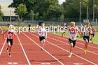 Under-13 boys 200 metres. Photo: David T. Hewitson/Sports for All Pics